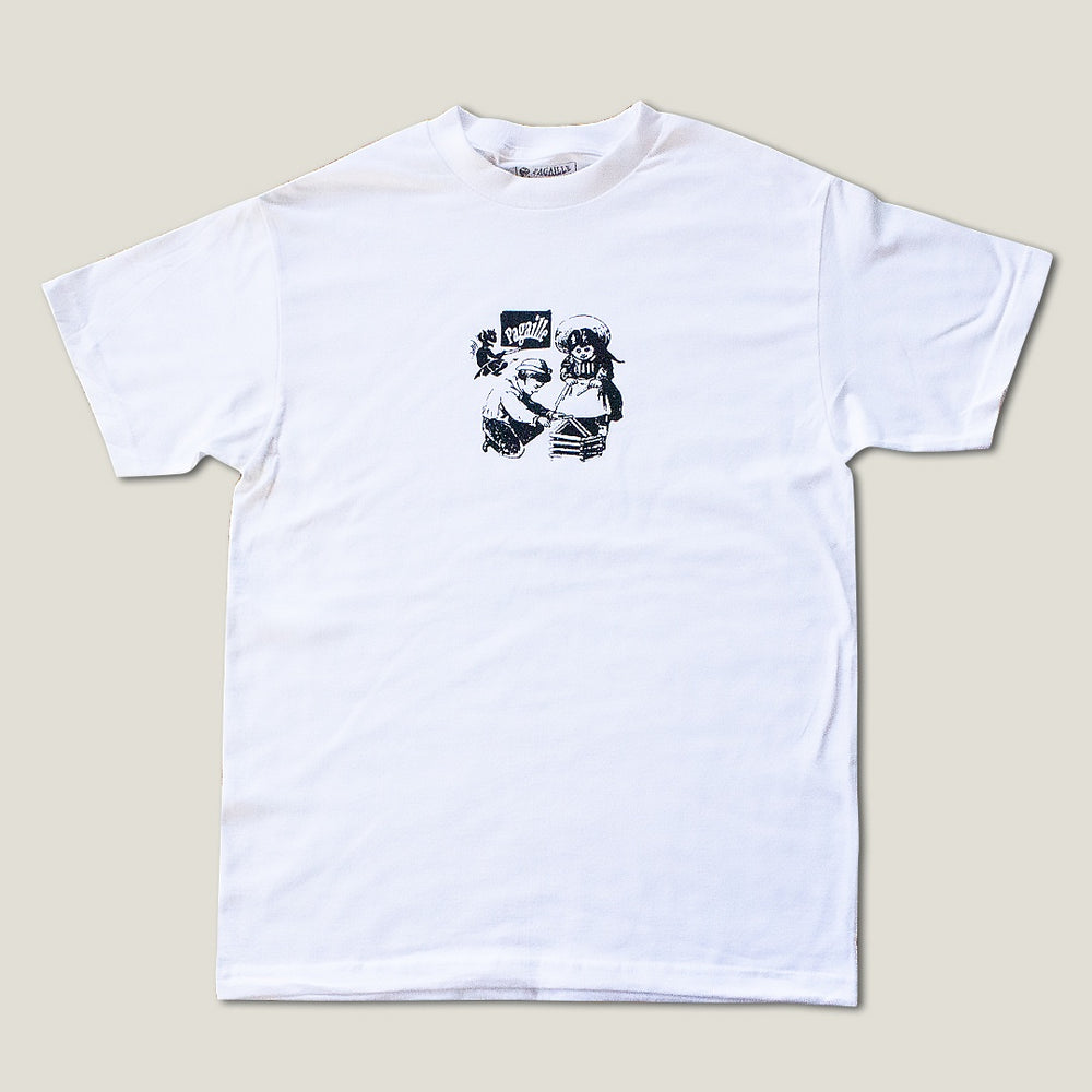 Pagaille T-Shirt (White)