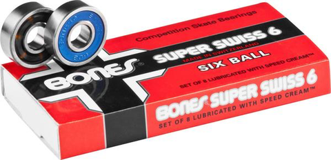 Bones Swiss 6 Bearings