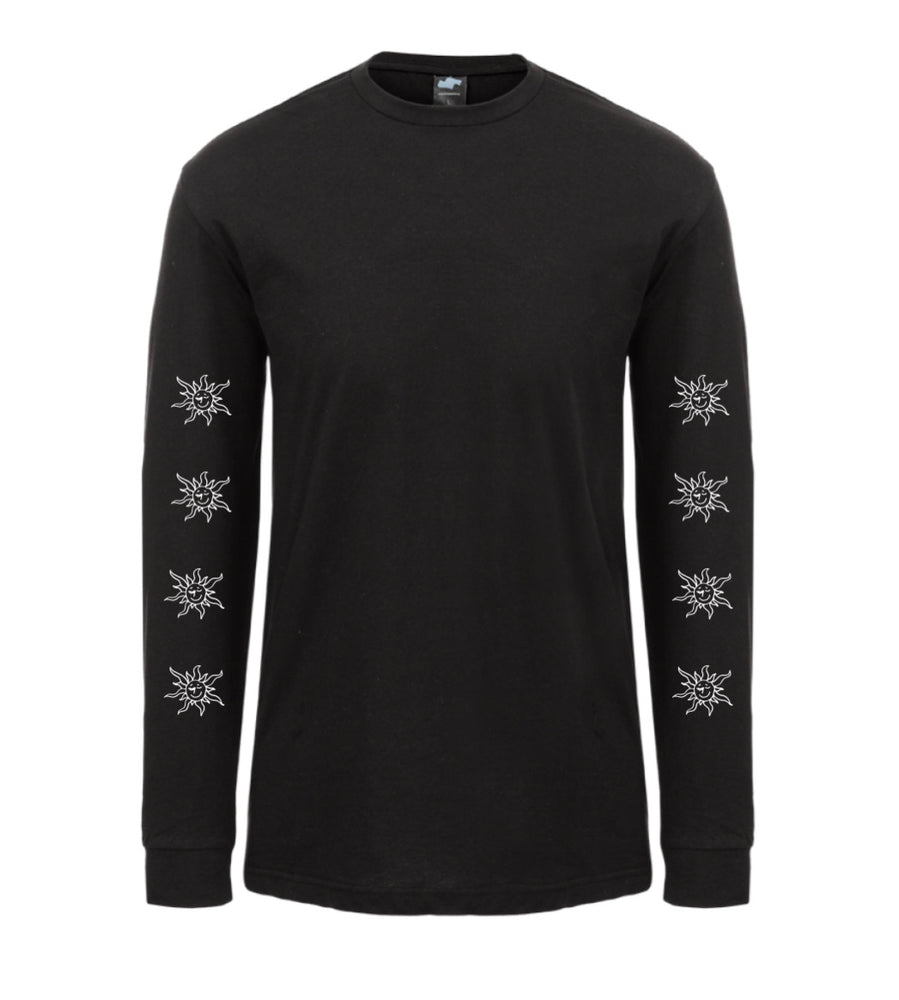 Spin X Gonz - Long Sleeve Big Back Logo