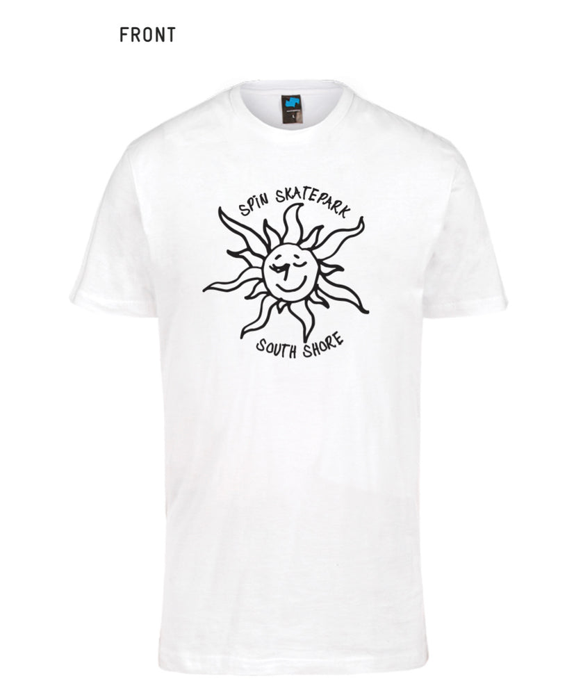 Spin X Gonz - T shirt Big front logo
