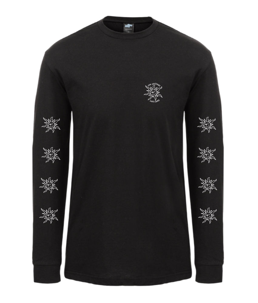 Spin X Gonz - Long Sleeve Heart Logo