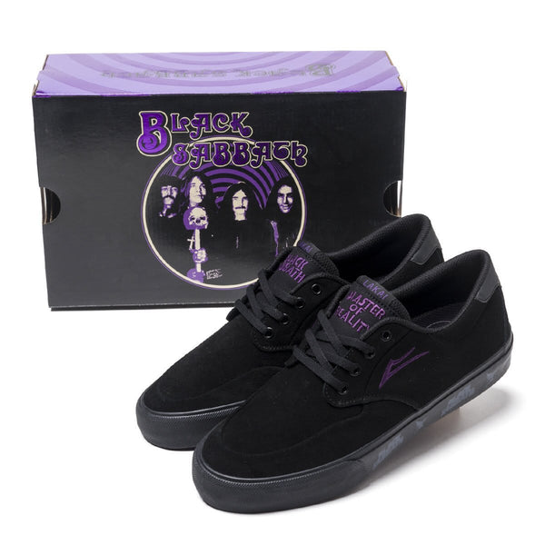 Lakai X Black Sabbath Riley 3