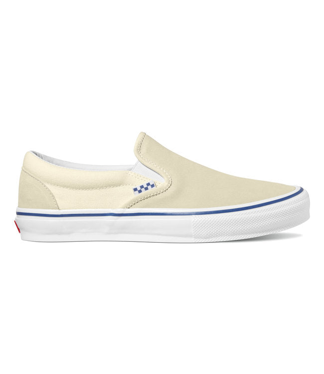 Vans Skate Slip-On Off White
