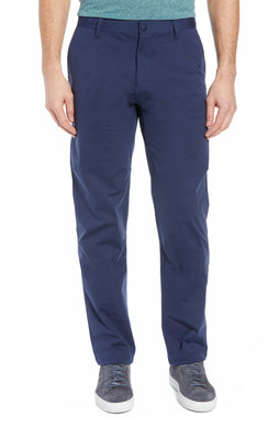 Rhone NAVY Commuter Premium FlexKnit Stretch Fabric Straight Leg Pants, US 30