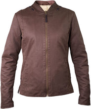 Load image into Gallery viewer, Musterbrand BROWN Zelda Women Jacket Sheika, US X-Large