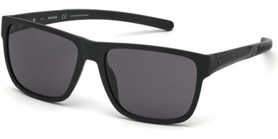 Harley Davidson HD0936X BLACK Injected Sunglassess