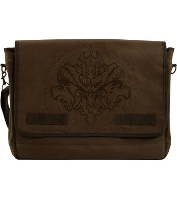 Musterbrand BROWN Diablo Cain's Messenger Bag, US One Size