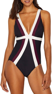 Miraclesuit MULTI Spectra Trilogy Plus Size One-Piece Swimsuit, US 16W, UK 18W