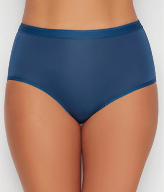 Vanity Fair TEAL ENVY Comfort Where It Counts Brief Panty, US 7