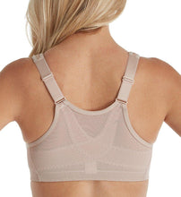 Load image into Gallery viewer, GLAMORISE Cafe Heather Magic Lift Wire-Free Comfort Bra, US 42F, UK 42E, NWOT