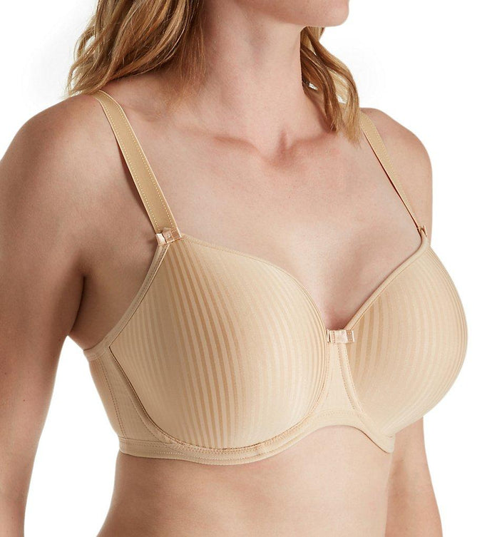 Freya NUDE Idol Balcony T-Shirt Bra, US 34H - racks-op