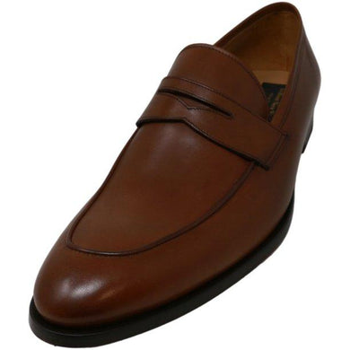 To Boot New York BUTTER CUOIO LUC ANT Dearborn Leather Shoes, US 11.5 M