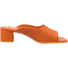 Load image into Gallery viewer, Camper ORANGE Wedge Heels Sandals Open Toe, 10US, 40EU