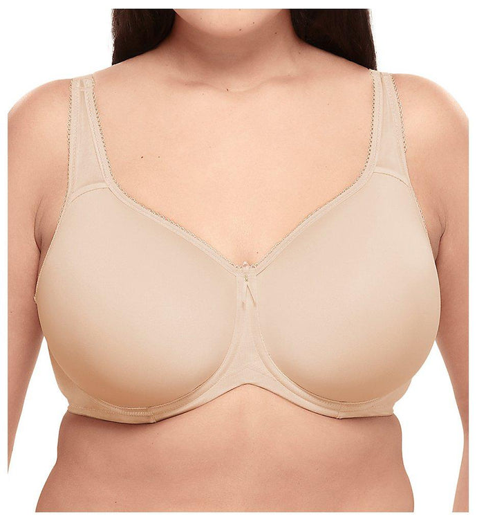 Wacoal SAND Basic Beauty Underwire Spacer T-shirt Bra, US 34D - racks-op