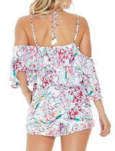 Load image into Gallery viewer, L*Space PAISLEY PERFECT Seaside Romper, US Small