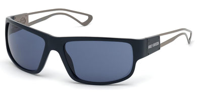 Harley Davidson HD1001X MATTE BLACK Injected Sunglasses