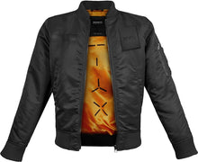 Load image into Gallery viewer, Musterbrand BLACK Eve Online Bombardier Jacket, US 2X-Large