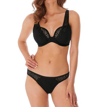 Load image into Gallery viewer, FREYA Night Urban Brazilian Bikini Swim Bottom, US Medium, NWOT