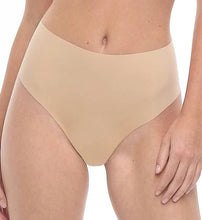 Load image into Gallery viewer, Commando TRUE NUDE Solid High-Rise Thong, US Small/Medium