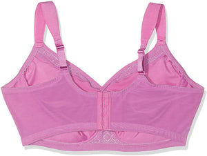 GLAMORISE Rose Magic Lift Seamless Unlined Soft Cup Bra, US 46F, UK 46E, NWOT