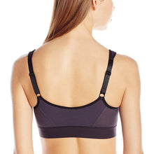 Load image into Gallery viewer, Amoena BLACK Ester Post Surgical Bra, US 34D - racks-op