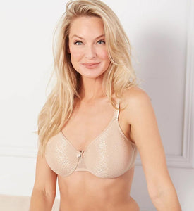 CHANTELLE Ultra Nude C Magnifique Molded Minimizer Bra, US 34I, UK 34G, NWOT