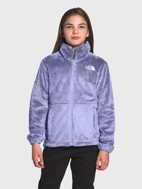 The North Face Girls' Osolita Jacket, Lt. Purple, XS