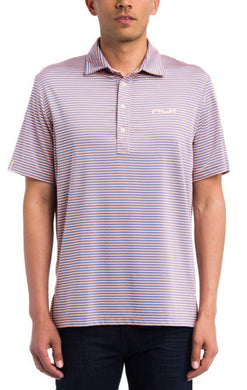 Ralph Lauren RLX Men's Multi Golf Active Fit Performance Polo, Small