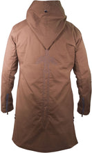 Load image into Gallery viewer, Musterbrand BROWN Zelda Parka Link Traveller Trench Coat, US X-Large