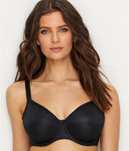 Fantasie BLACK Seamless Balcony Bra, US 34I - racks-op