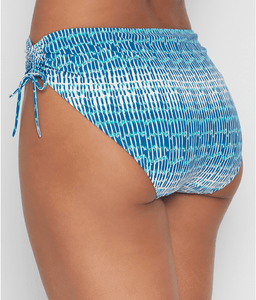 CHANTELLE Essaouira Shades High-Waist Bikini Swim Bottom, US Medium, NWOT