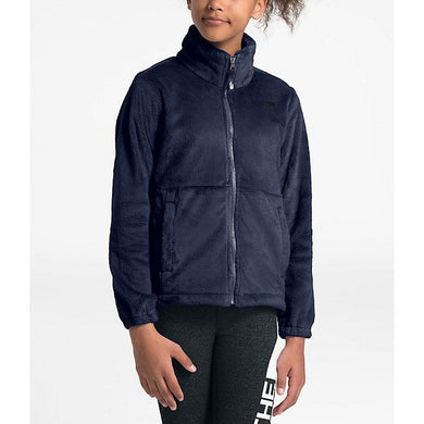 The North Face Girls' Osolita Jacket, Gray, XS