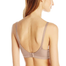 Load image into Gallery viewer, Warner's TOASTED ALMOND Cloud 9 Wire-Free T-Shirt Bra, US 36DD - racks-op