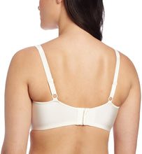 Load image into Gallery viewer, Lilyette WHITE Plunge Into Comfort Keyhole Minimizer Bra, US 40C, UK 40C