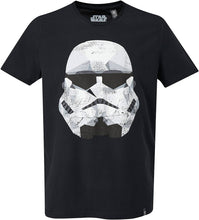 Load image into Gallery viewer, Musterbrand BLACK GoZOO Star Wars Imperial Stormtrooper T-Shirt, US 2X-Large