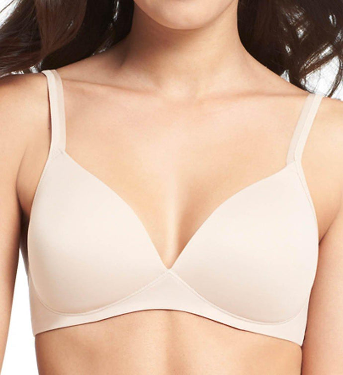 Warner's BUTTERSCOTCH Elements Of Bliss Contour Bra with Lift, US 36B - racks-op