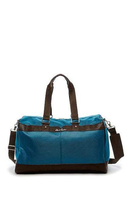 Robert Graham Teal Olivetti Weekend Bag