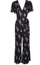 Load image into Gallery viewer, MinkPink Women's Black Follow Me Jumpsuit, Small