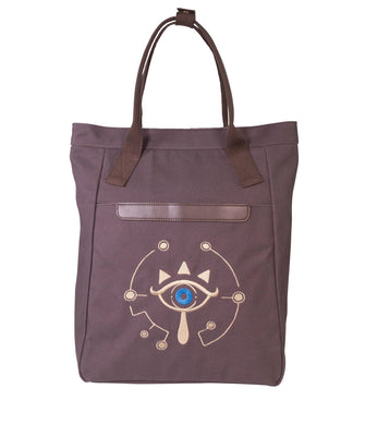 Musterbrand DARK GRAY The Legend of Zelda Sheikah Eye Daypack, US One Size