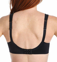 Load image into Gallery viewer, Anita BLACK Rosa Faia Twin Seamless Comfort Wire-Free Bra, US 40D, UK 40D - racks-op