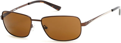 Harley Davidson HD0909X BROWN Metal Sunglasses