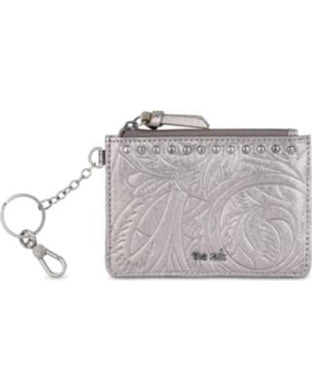 The Sak Pyrite Leaf Silverlake Coin Wallet