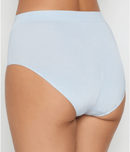 Load image into Gallery viewer, Wacoal CASHMERE BLUE B Smooth Brief Panty, US Large