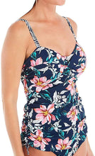 Load image into Gallery viewer, Fantasie INK Port Maria Underwire Twist Front Tankini Swim Top, US 32H, UK 32FF