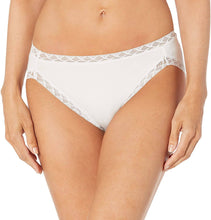 Load image into Gallery viewer, Natori NIMBUS Bliss Cotton French Cut Panty, US Small