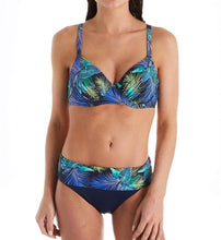Load image into Gallery viewer, Fantasie INK Coconut Grove Gathered Full Cup Swim Top, US 32DD, UK 32DD