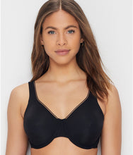 Load image into Gallery viewer, WACOAL Black High Standards Molded Underwire Bra, US 38G, UK 38F, NWOT