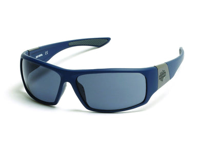 Harley Davidson BLUE Injected Sunglasses