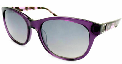 Harley Davidson HD0307X CRYSTAL PURPLE Acetate Sunglasses