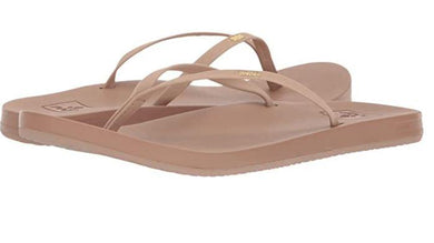 Reef Women's Nude Cushion Slim Sandal, 10